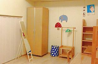 子ども部屋の写真