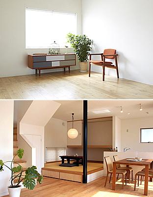 内装リフォームしたきれいな部屋の写真