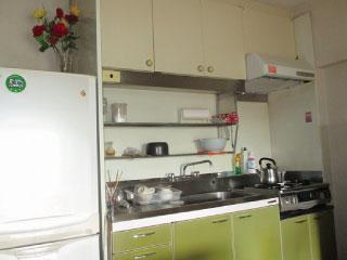 キッチンリフォームの写真