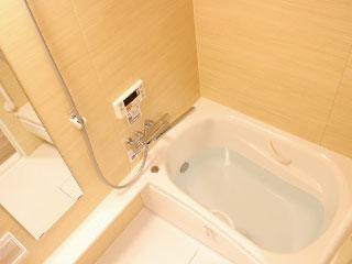 浴室リフォーム前の写真