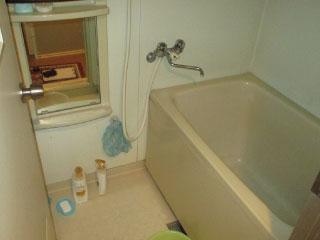 浴室リフォームの写真