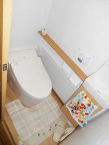 トイレ内装アフター (1)