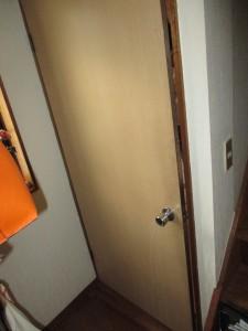 ドア ビフォー