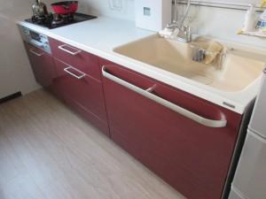 キッチンアフター (1)