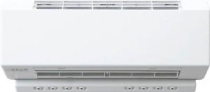 浴室用換気暖房乾燥機 壁取付タイプイメージ