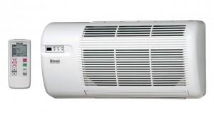洗面室暖房機 ガス温水式壁取付タイプ