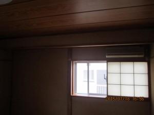 和室リフォーム 京壁