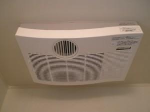 浴室用換気暖房乾燥機 天井取付タイプ イメージ