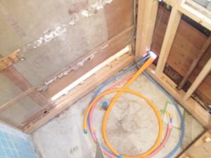 3土台柱補修