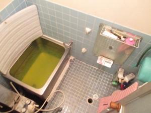 浴室 タイル 水漏れ