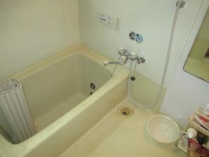 浴室 ビフォー 茅ケ崎市