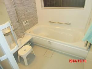 お風呂施工例 TOTO サザナ