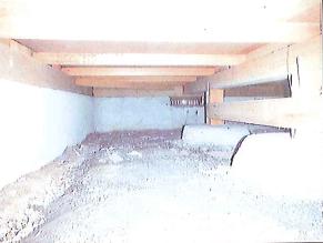 和室 床下