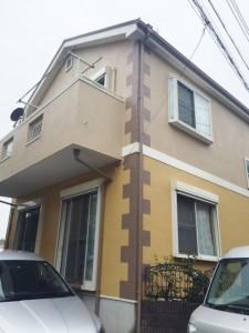 外壁塗装 海老名市 アフター