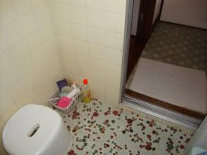 浴室 タイル 寒い 神奈川県 事例