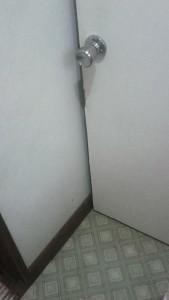 綾瀬市 施工事例 洗面室 床