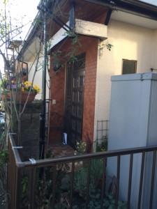 玄関ドア交換 海老名市 秀建 施工前