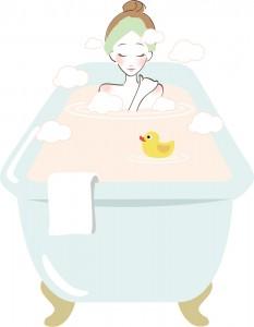 入浴 おしゃれ