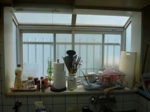 キッチン前3