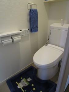 秀建リフォーム 座間市マンション トイレ