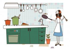 キッチン おしゃれ2