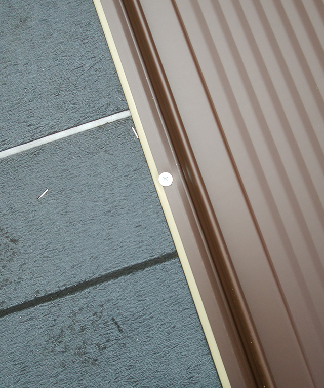 屋根の葺き替え工事工程をご紹介
