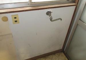 洗面所ビフォー1