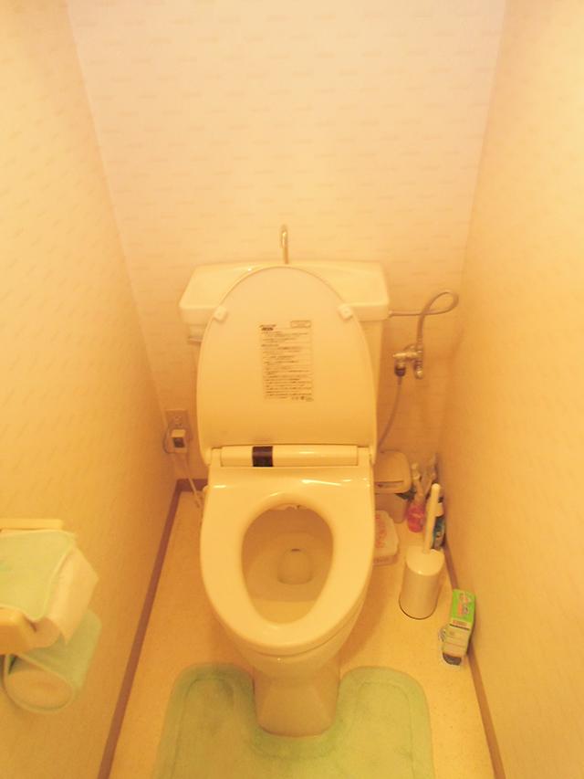 トイレ施工前1