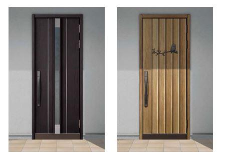 ドアのデザイン