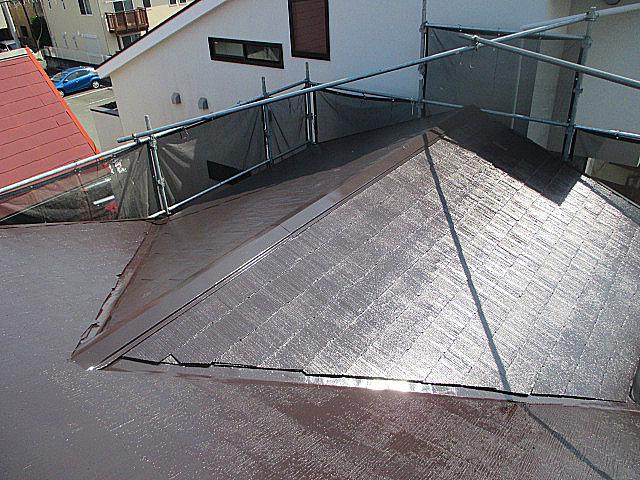 屋根アフター2