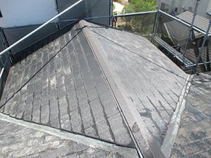 屋根ビフォー2