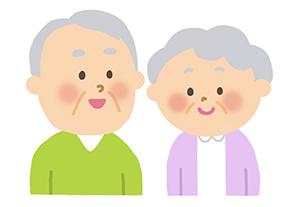 60代夫婦