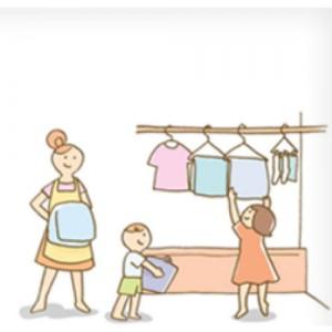 2衣類乾燥
