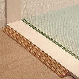 畳のスロープ