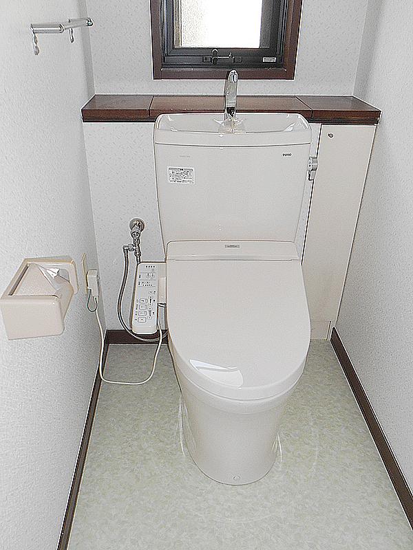 岡田康一様トイレ2