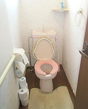 2階トイレ①
