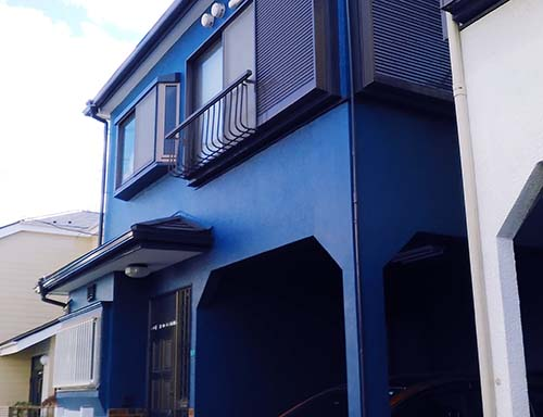 横浜瀬谷区で外壁塗装