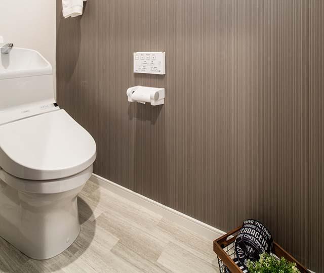 【和歌山市】おしゃれなトイレの床材選び|和歌山市リフォームと屋根外壁塗装専門店