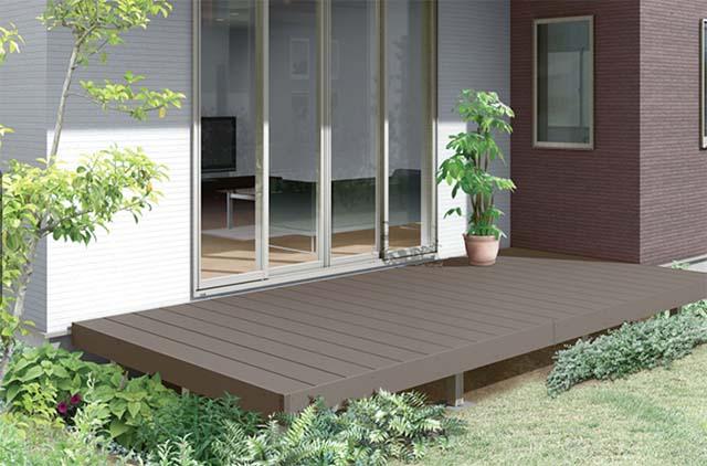 【和歌山市】人工木のウッドデッキのメリットとデメリット|和歌山市リフォームと屋根外壁塗装専門店